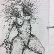 Just doodling around...