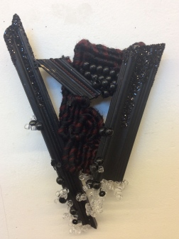 Picture frame, hair extensions, hair beads, glitter